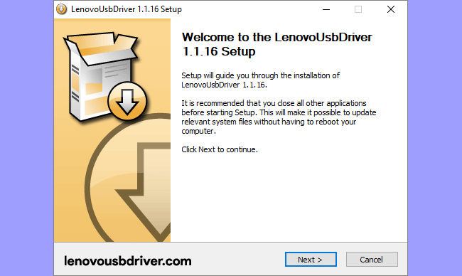 how to download lenovo drivers
